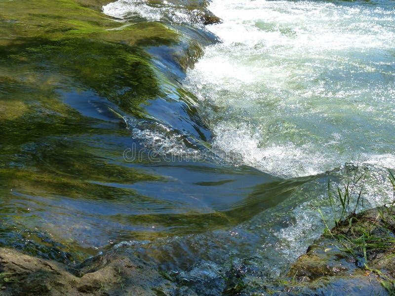 Koel water stock foto