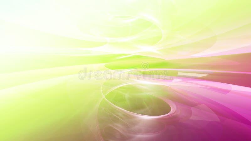 Koele abstracte achtergrond vector illustratie