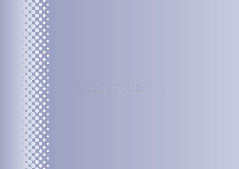 Koele achtergrond 1 royalty-vrije illustratie