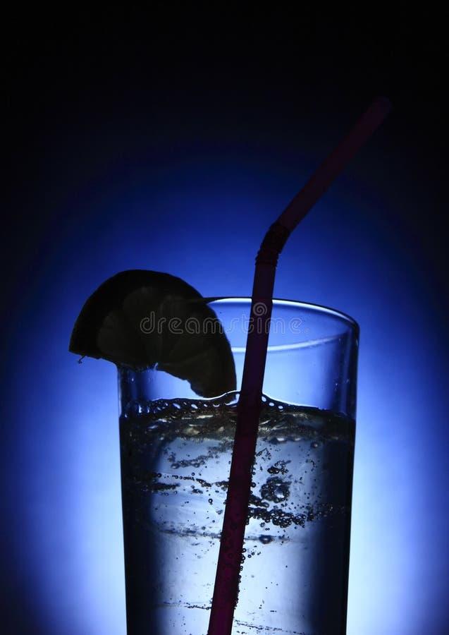 Koele cocktail stock foto's