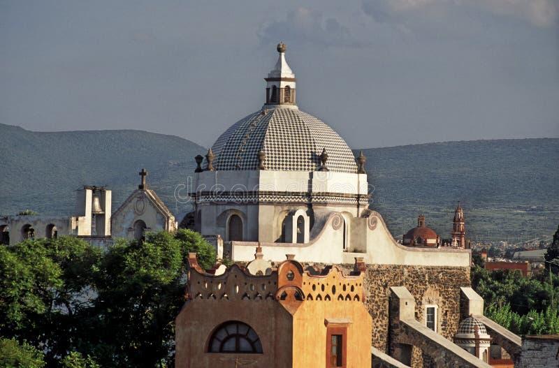 Koepel van San Sebastian stock fotografie