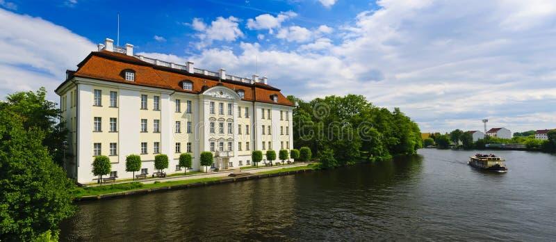 Koepenick palace stock photos