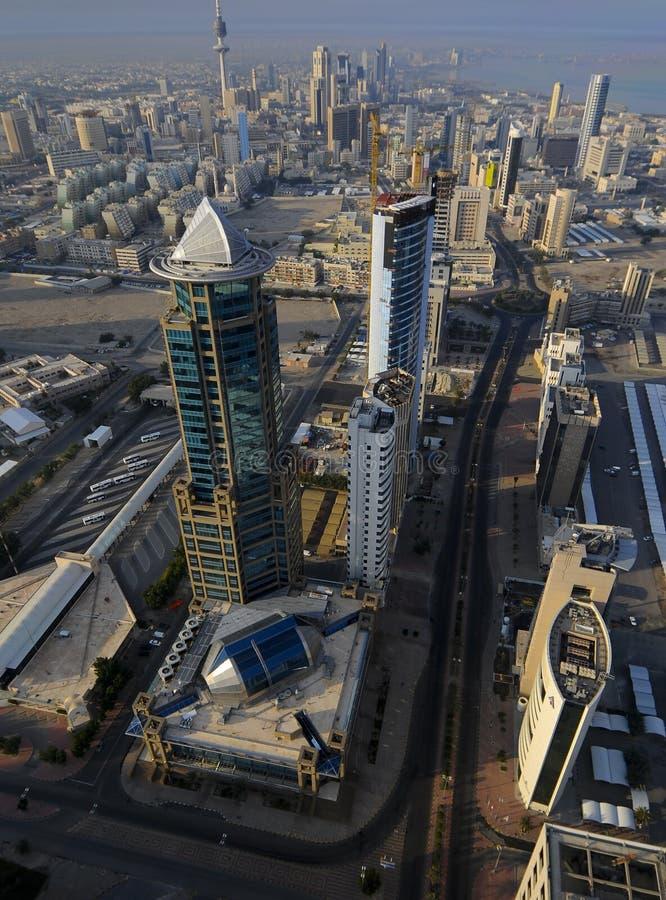 Koeweit van de Hemel royalty-vrije stock foto's