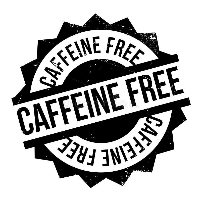 Kofeina uwalnia znaczek zdjęcia stock