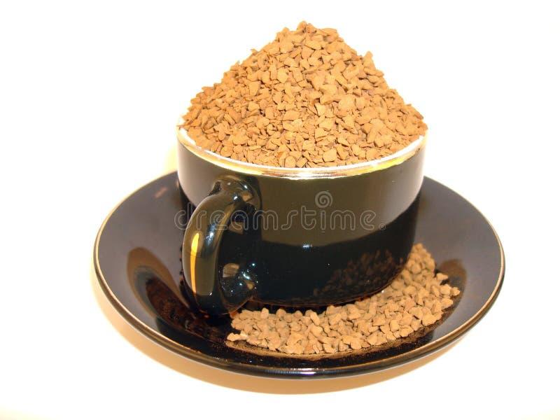 Koffein-Überdosis lizenzfreie stockfotografie