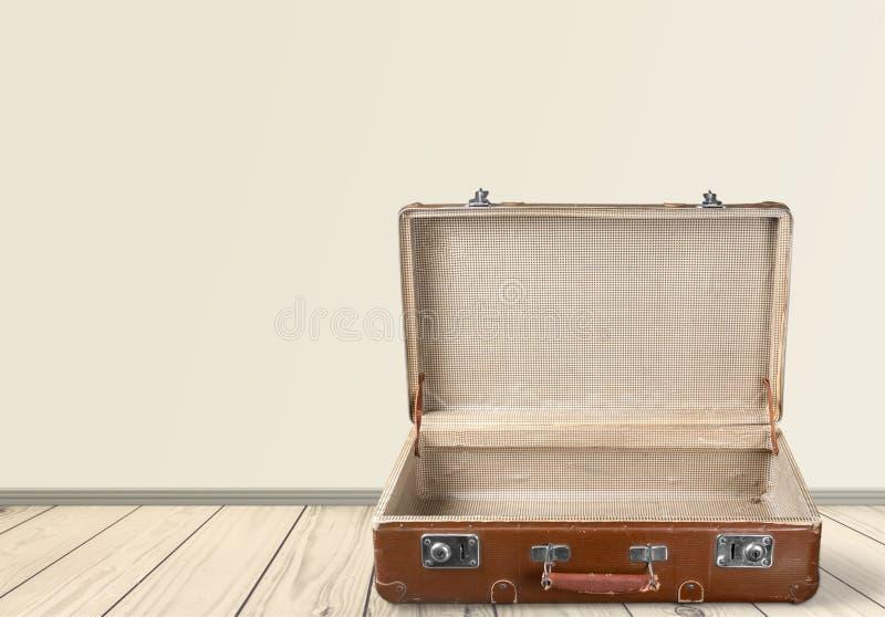 koffer royalty-vrije stock foto's