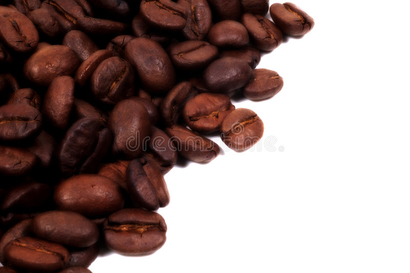Koffie 2 Stock Foto's