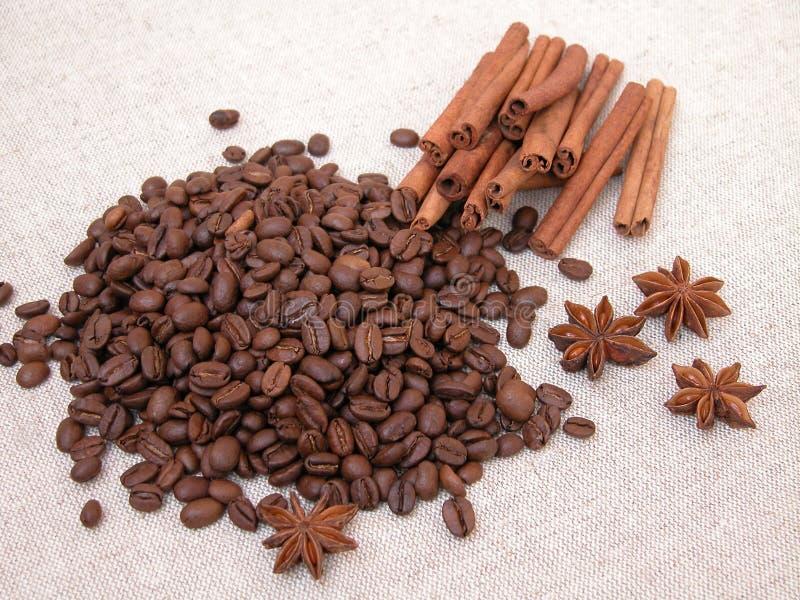 Download Koffie stock afbeelding. Afbeelding bestaande uit kruid - 286571