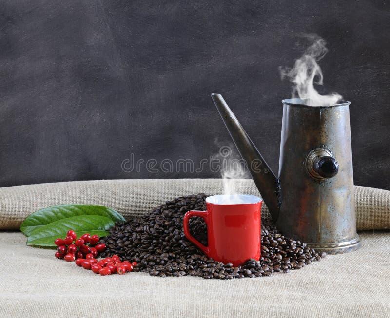 Download Koffie stock foto. Afbeelding bestaande uit bruin, ontspan - 54088626