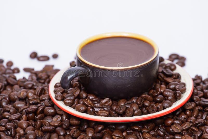 Koffie royalty-vrije stock fotografie