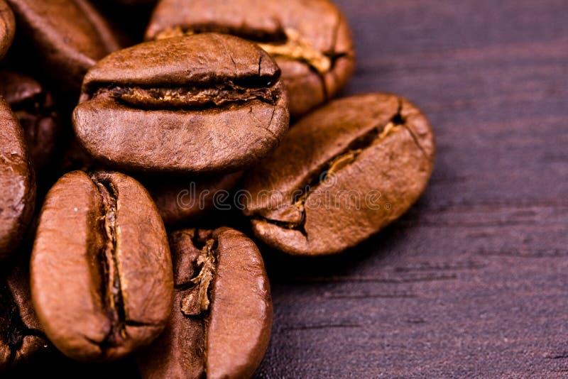 koffie bonen stock foto's