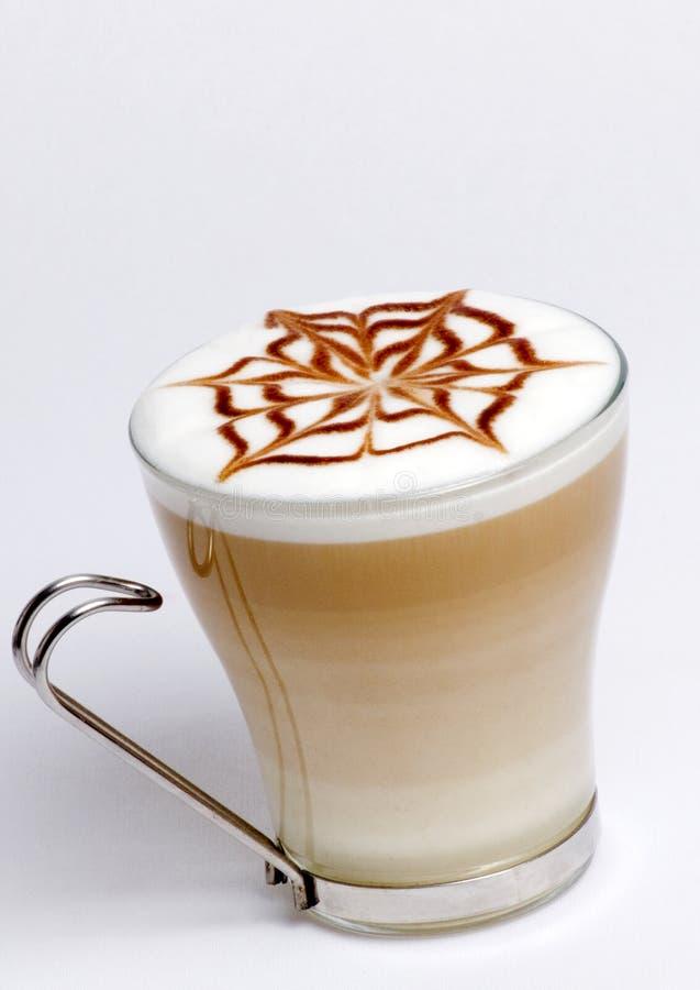Koffie Capuchino stock afbeelding