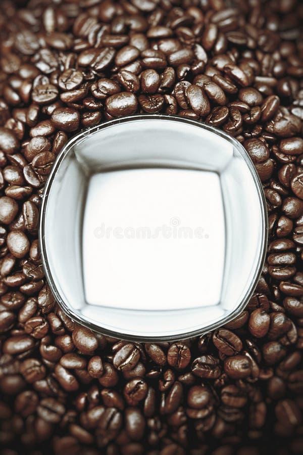 Koffie & Melk stock afbeelding