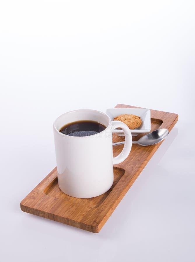 koffie of koffie met koekjes op achtergrond stock foto's