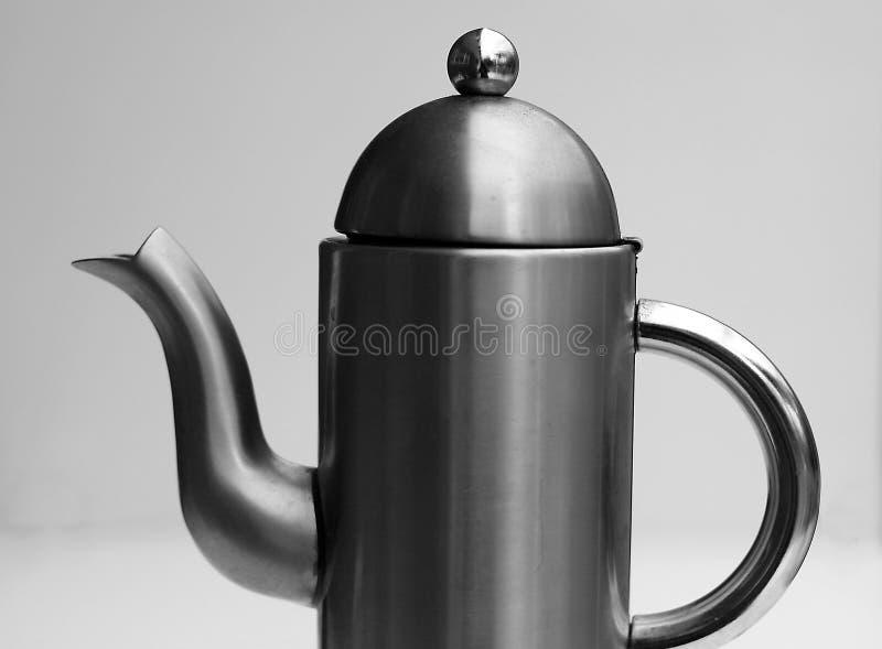 koffie pot royalty-vrije stock foto's