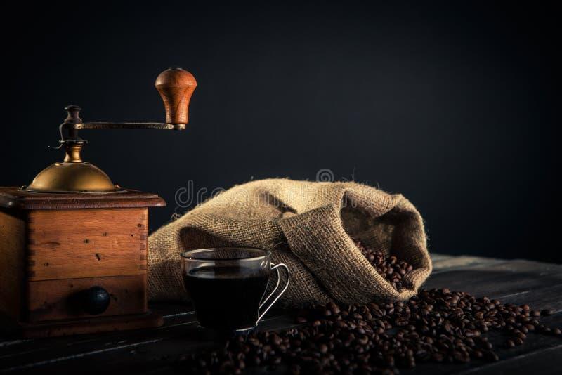 Koffiemengsels royalty-vrije stock foto's