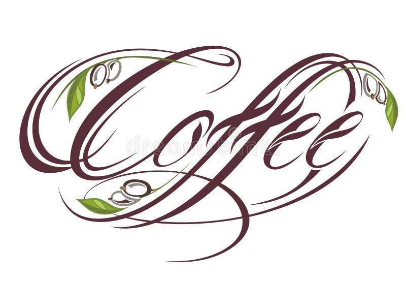 Koffietijd vector illustratie