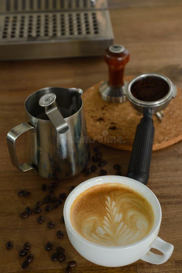 Koffietijd royalty-vrije stock foto's