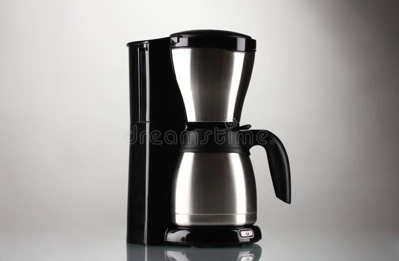 Koffiezetapparaat royalty-vrije stock fotografie
