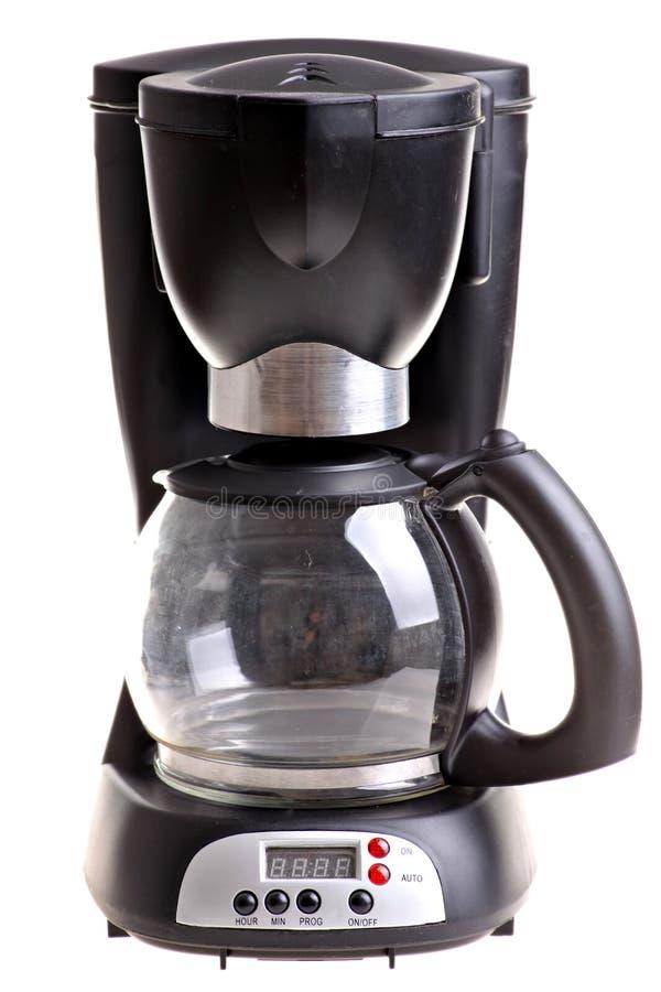 Koffiezetapparaat royalty-vrije stock foto's