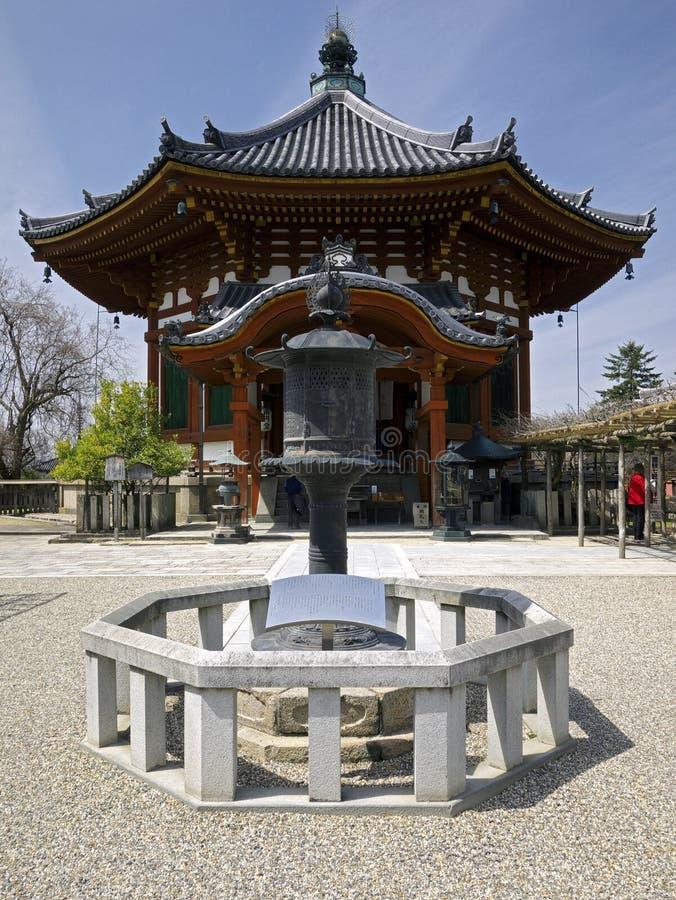Kofukuji Temple Nara royalty free stock image