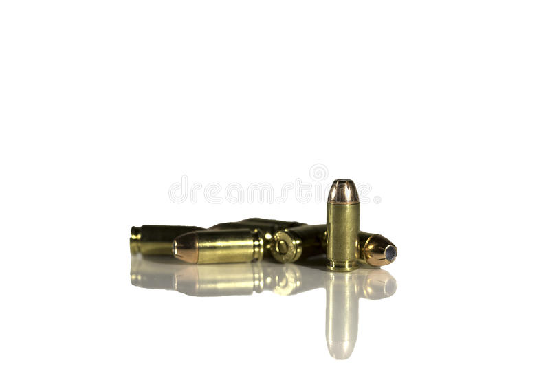 kogels stock foto