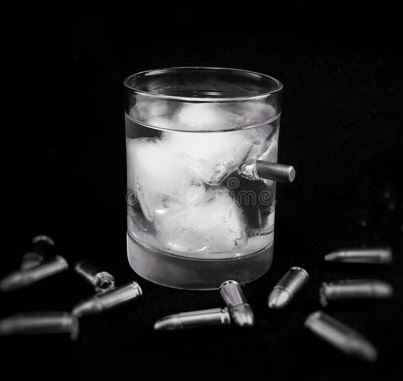 Kogelvrije drank royalty-vrije stock foto