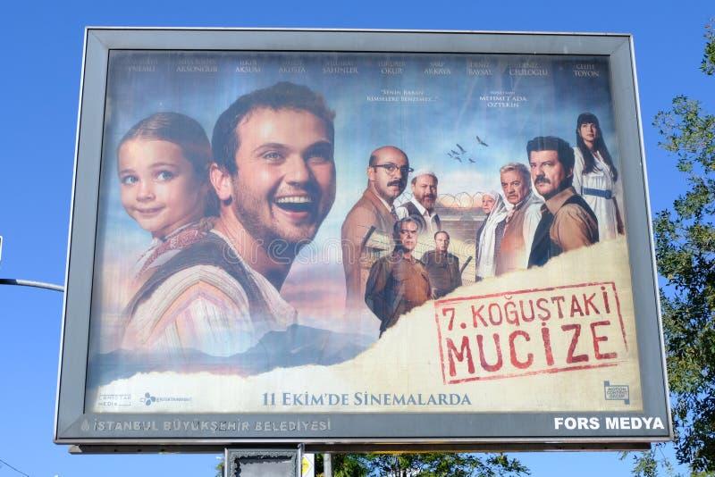 7 Kogustaki Mucize Turkish Movie stock afbeelding