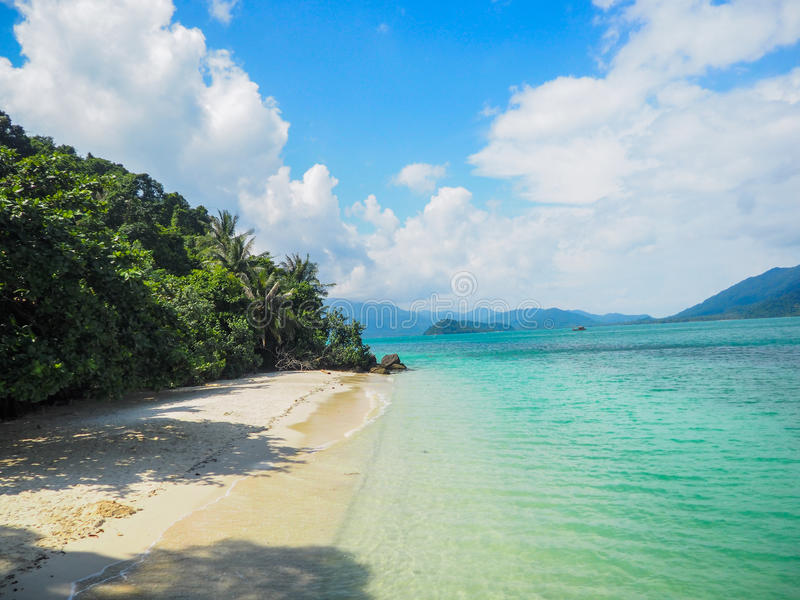 Koh θάλασσας chang στοκ φωτογραφίες με δικαίωμα ελεύθερης χρήσης