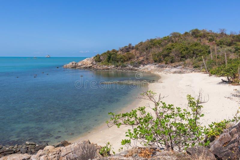 Koh κόλπων Thongson παραλία Samui στοκ εικόνες με δικαίωμα ελεύθερης χρήσης