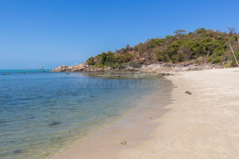 Koh κόλπων Thongson παραλία Samui στοκ φωτογραφίες