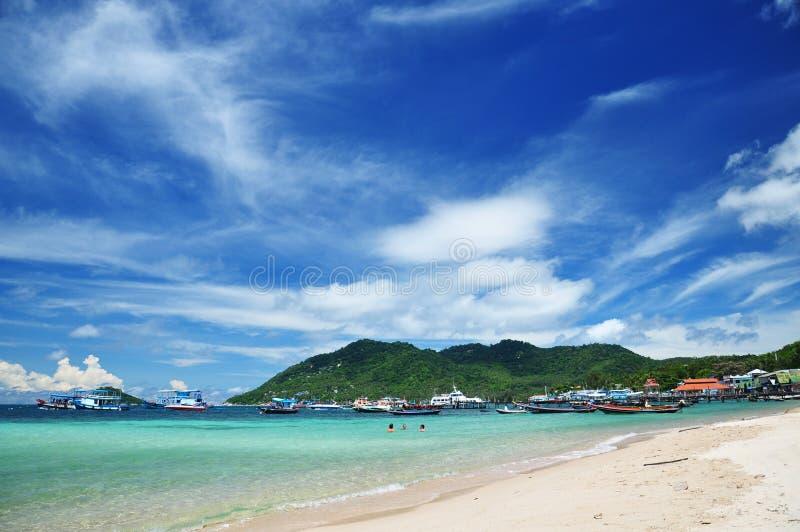 Koh νησί Tao, Ταϊλάνδη στοκ φωτογραφία με δικαίωμα ελεύθερης χρήσης