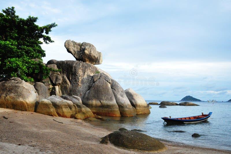 Koh νησί Tao, Ταϊλάνδη στοκ φωτογραφίες με δικαίωμα ελεύθερης χρήσης