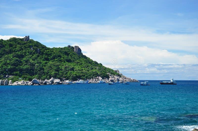 Koh νησί Tao, Ταϊλάνδη στοκ εικόνες