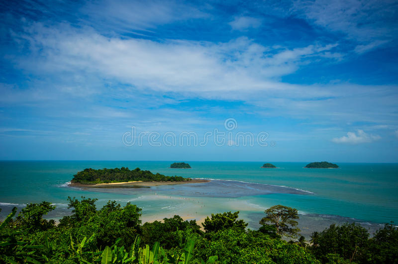 Koh Chang foto de stock royalty free