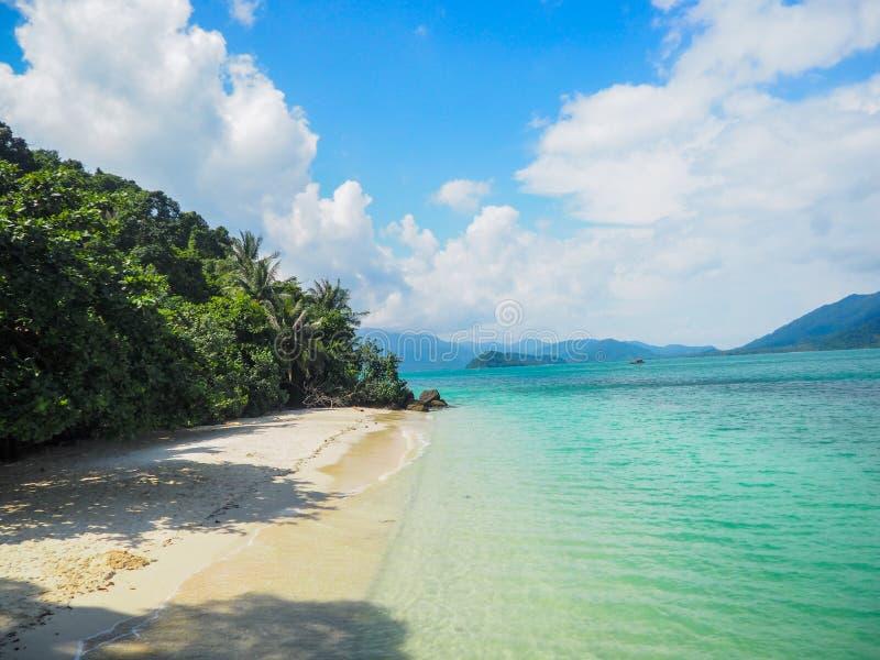 KOH chang del mar fotos de archivo libres de regalías