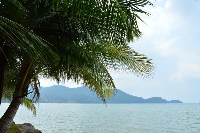 Koh Chang in Tailandia immagini stock