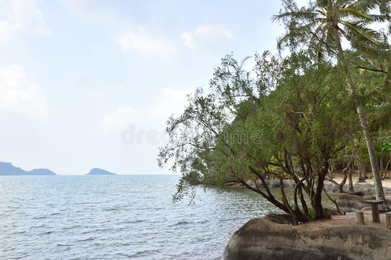 Koh Chang in Tailandia fotografia stock