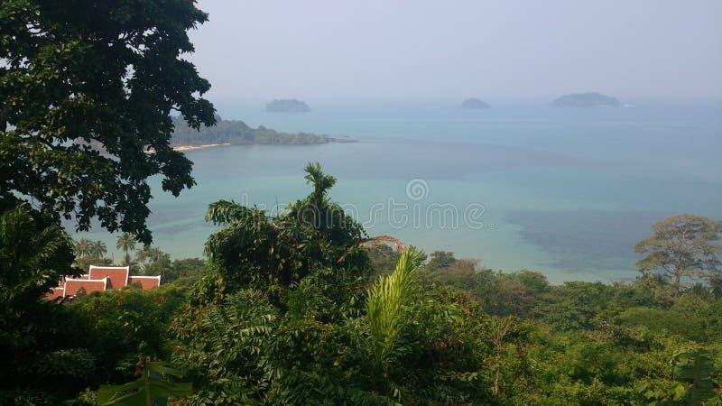 KOH Chang, Tailandia fotografie stock