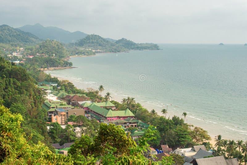 KOH Chang, Tailandia immagine stock libera da diritti