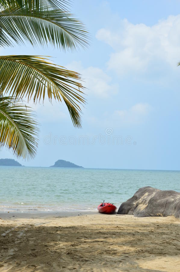 Koh Chang in Thailand royalty free stock photography