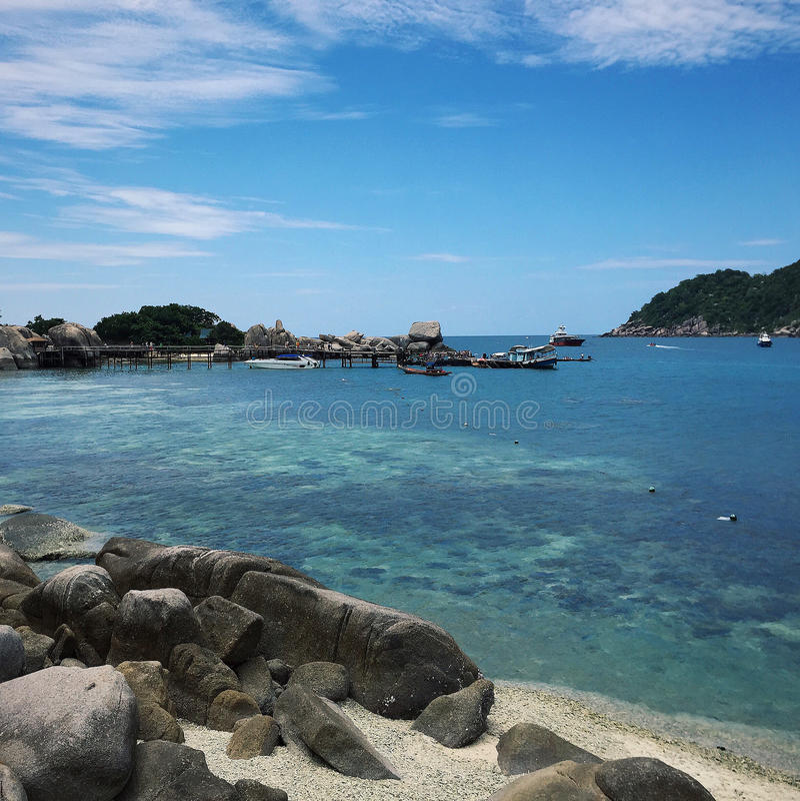 Koh juan, Phuket, Tajlandia fotografia royalty free