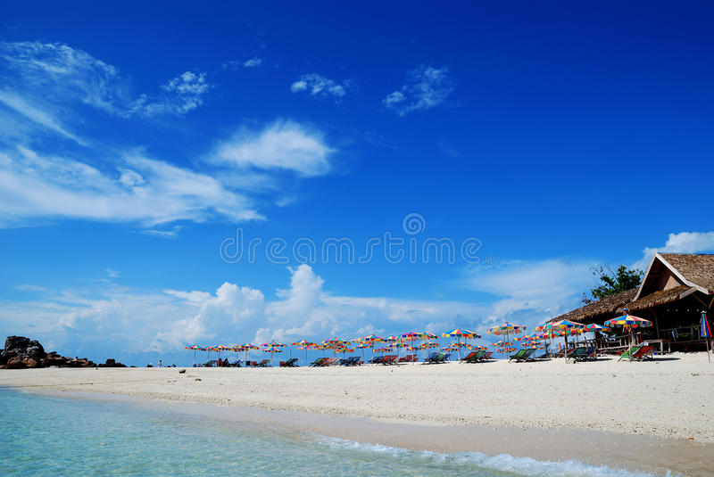 Download Koh Khai stock photo. Image of chair, summer, tropic - 14853162