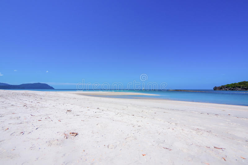 Koh Khai Island, Satun, Tailandia fotografia stock libera da diritti