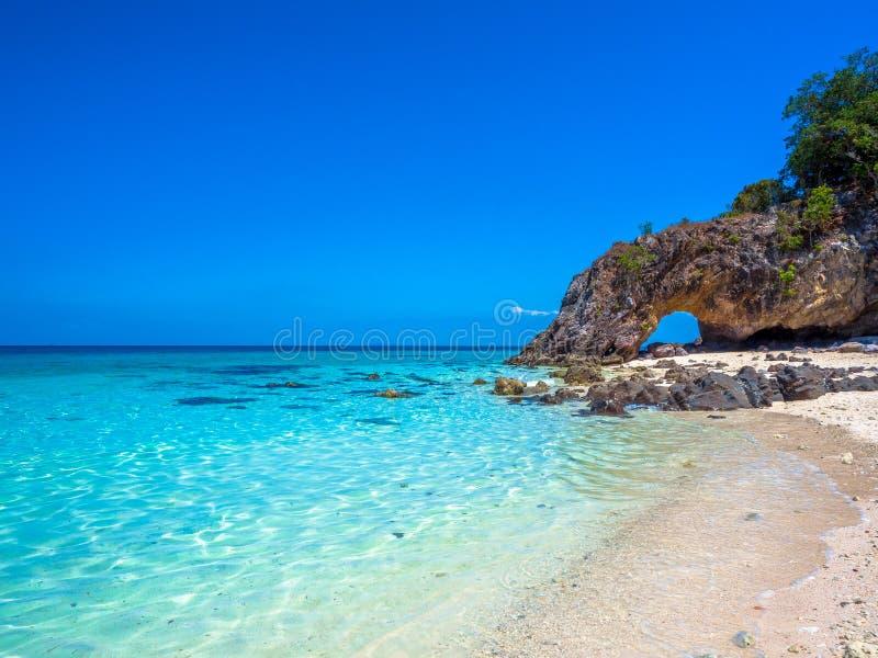 Koh Khai Island, Satun, Tailandia fotografia stock