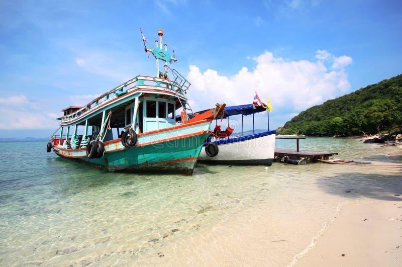 Koh Kham, νησί Kham στοκ εικόνες
