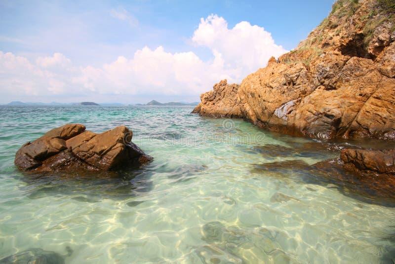 Koh Kham, νησί Kham στοκ φωτογραφία