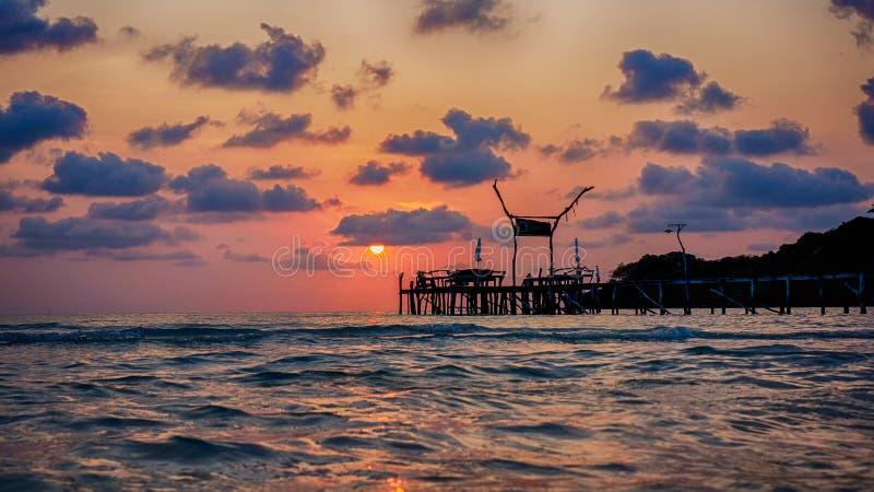 Koh Kood Thailand photo libre de droits