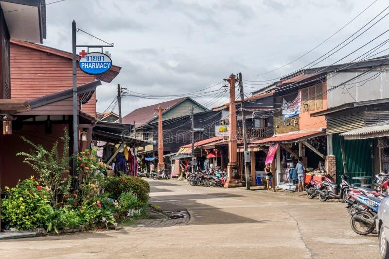 Koh Lanta, Thaïlande photos libres de droits