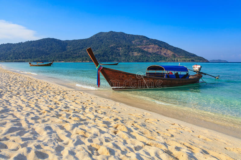 Koh Lipe-eiland - Thailand stock fotografie